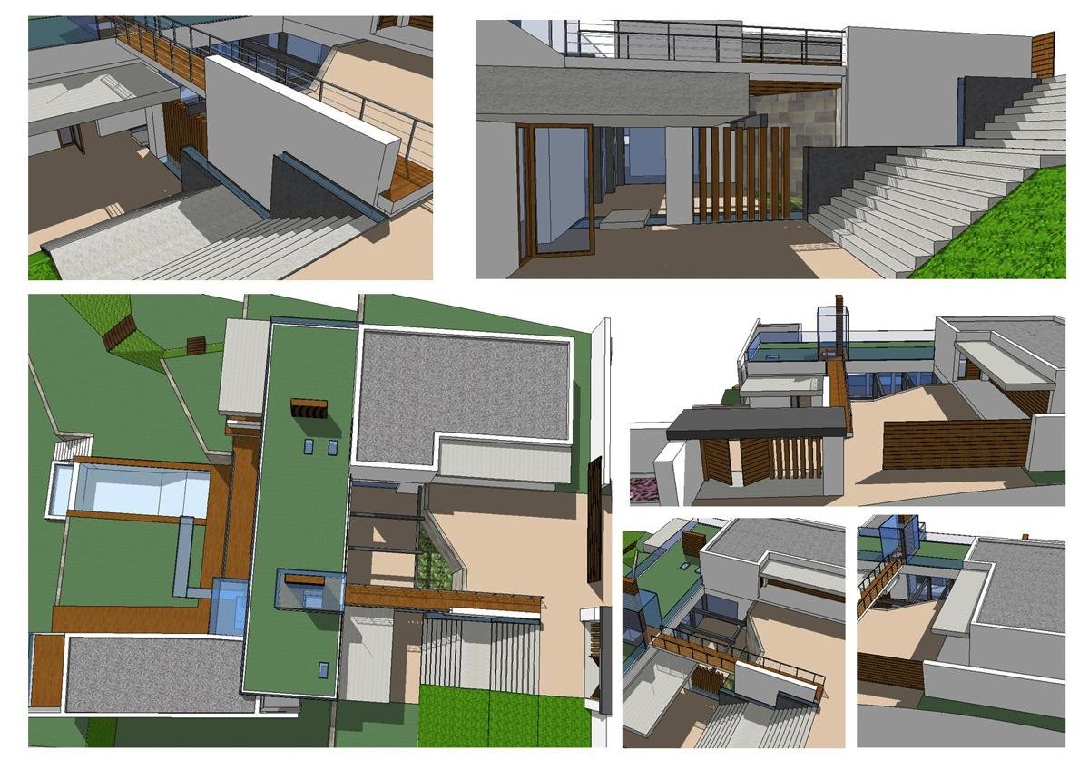 Adaequatio proyecto vivienda unifamiliar estepona 1 - Proyectos de viviendas unifamiliares ...